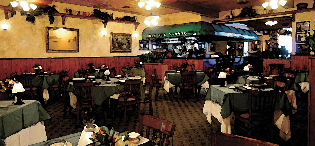 Castelli's Italian Restaurant Palm Desert California